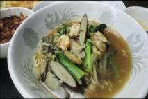 あさりと新ゴボウのピリ辛黒胡椒湯麺.jpg
