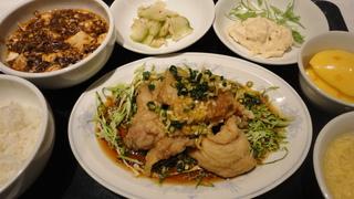 油淋鶏(メニュー).JPG