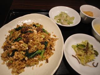 牛挽肉中国醤油炒飯.JPG