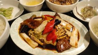 牛肉と白菜の黒酢炒め.JPG