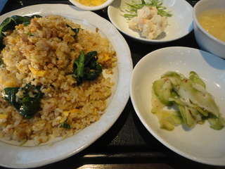 豚挽肉の黒胡椒炒飯.JPG