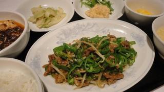 豚肉ピーマン(メニュー).JPG