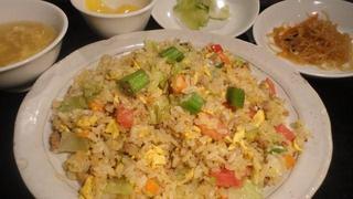 野菜の山椒風味炒飯.JPG
